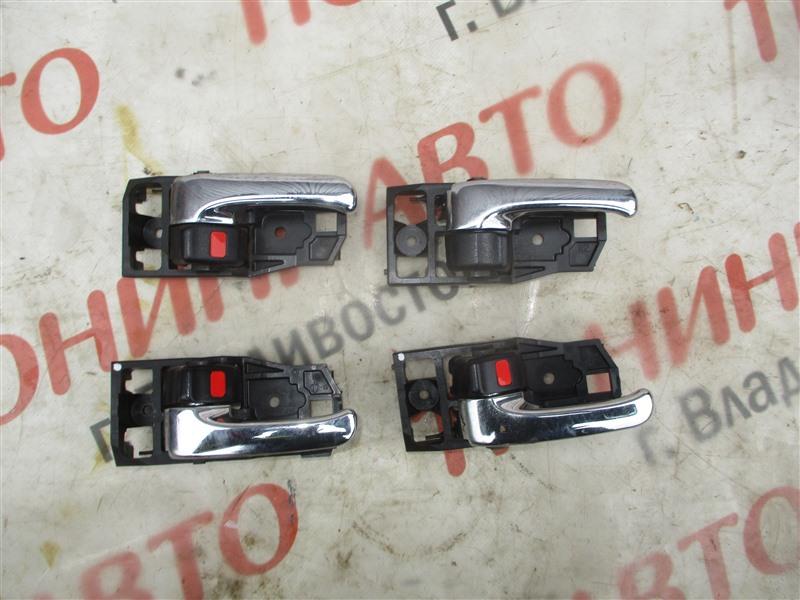 Ручка двери внутренняя Toyota Markii JZX110 1JZ-GTE 2003 1133