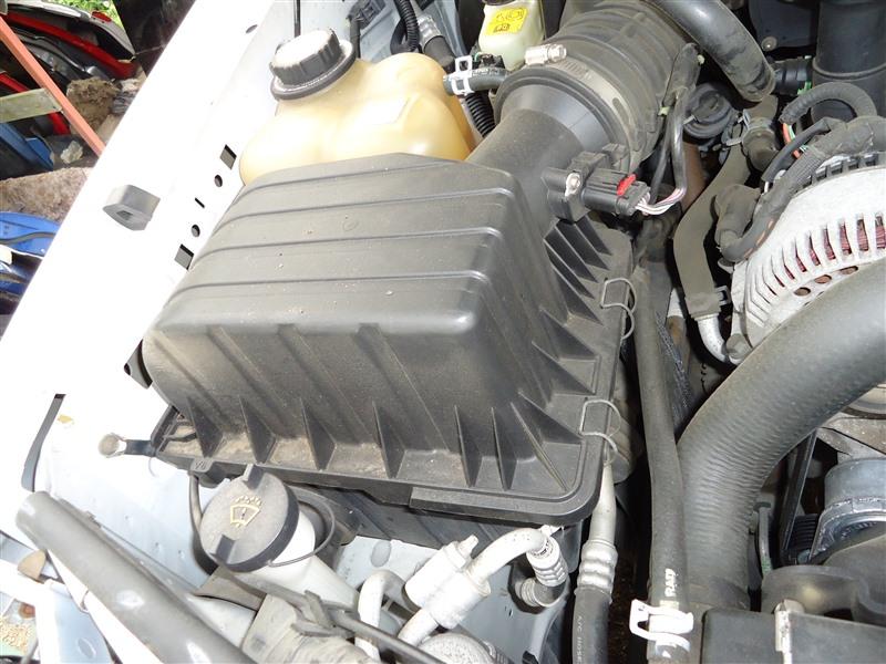 Корпус воздушного фильтра Ford Explorer 1FMEU74 COLOGNEV6 2005 1340