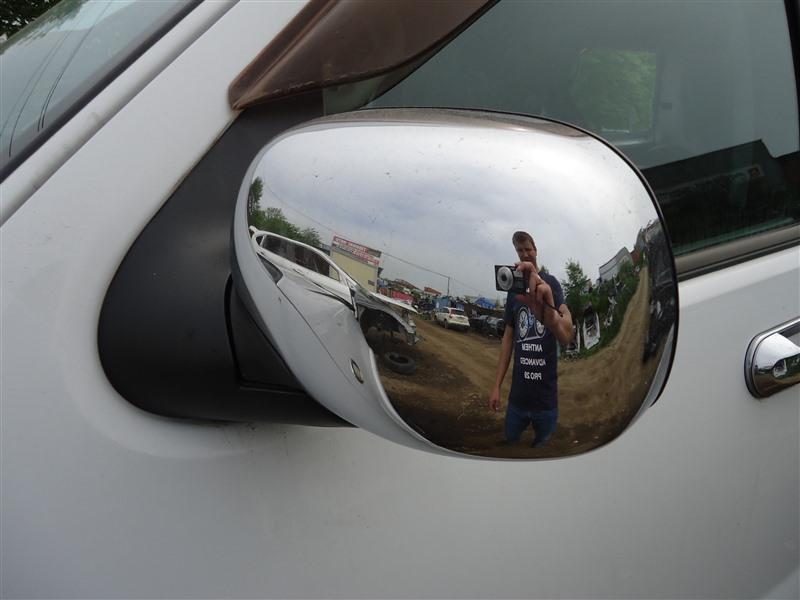 Зеркало Ford Explorer 1FMEU74 COLOGNEV6 2005 правое 8 контактов белый 1340