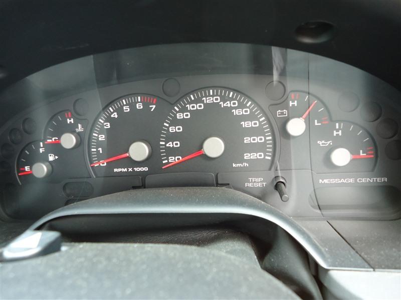 Спидометр Ford Explorer 1FMEU74 COLOGNEV6 2005 1340 4l2t-10849-el