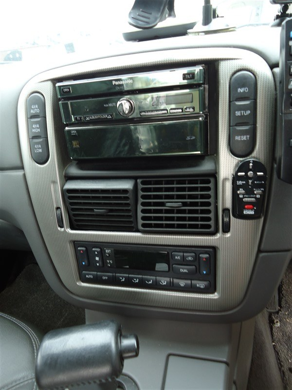 Консоль магнитофона Ford Explorer 1FMEU74 COLOGNEV6 2005 1340