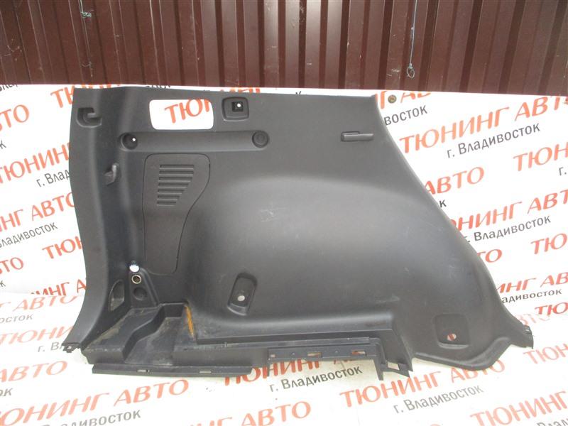 Обшивка багажника Toyota Rav4 ACA31 2AZ-FE 2009 задняя левая 1339