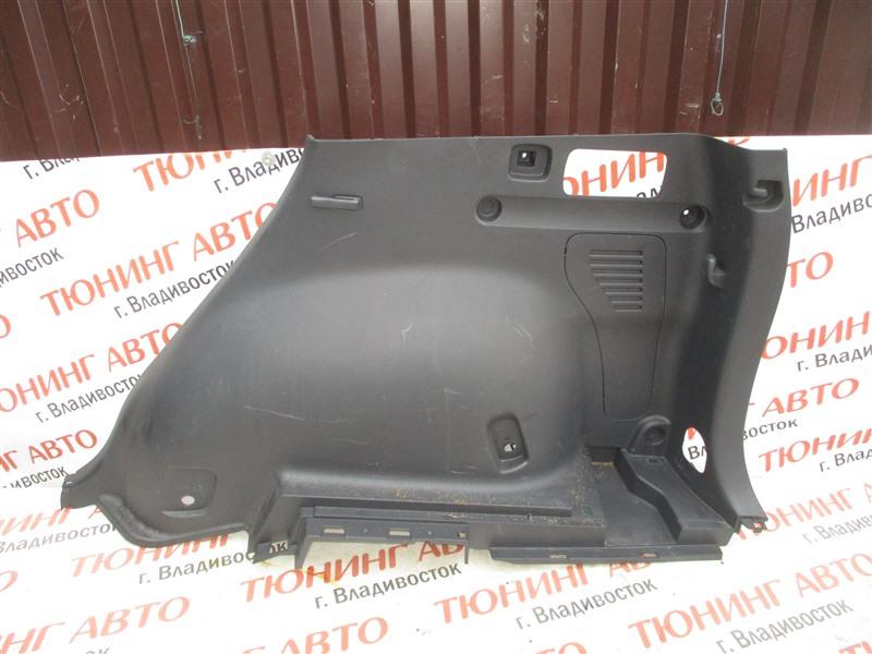 Обшивка багажника Toyota Rav4 ACA31 2AZ-FE 2009 задняя правая 1339