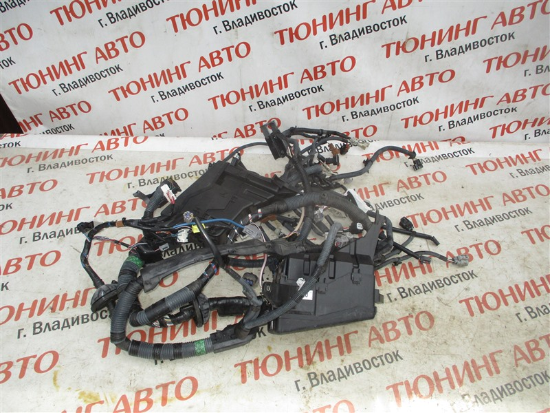 Коса под капот Toyota Rav4 ACA31 2AZ-FE 2009 1339