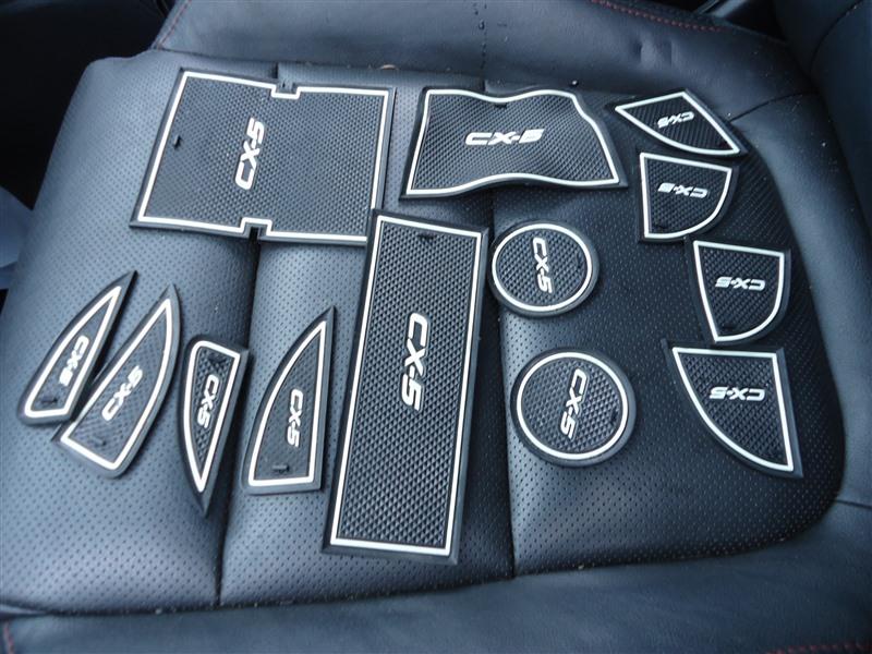 Пластик салона Mazda Cx-5 KE2AW SH-VPTS 2013 1342