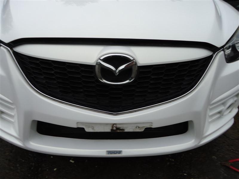 Решетка радиатора Mazda Cx-5 KE2AW SH-VPTS 2013 белый 34к 1342