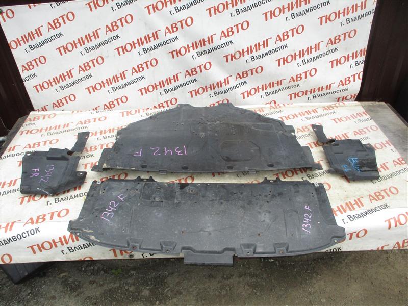 Защита двигателя Mazda Cx-5 KE2AW SH-VPTS 2013 1342