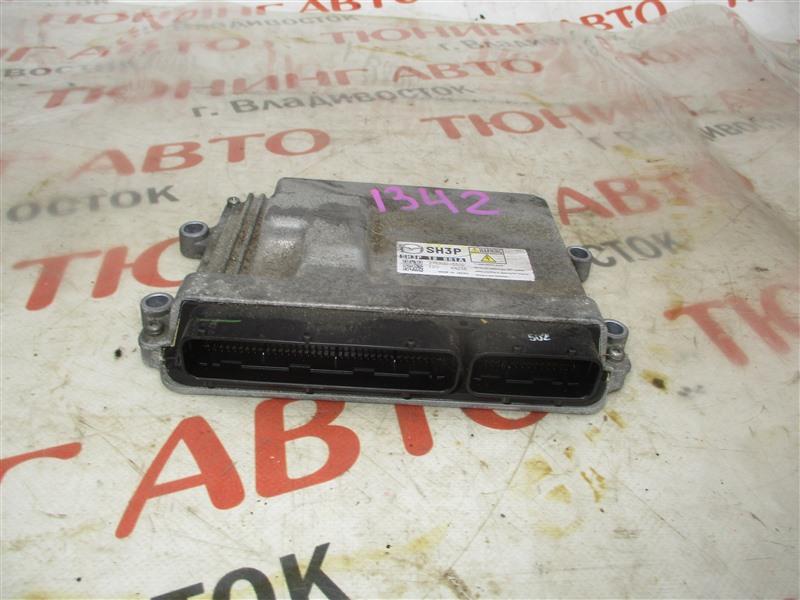 Блок управления efi Mazda Cx-5 KE2AW SH-VPTS 2013 1342 sh3p18881a
