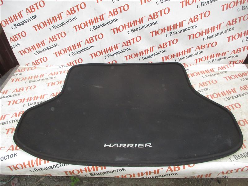 Коврик багажника Toyota Harrier MCU36 1MZ-FE 2003 1345