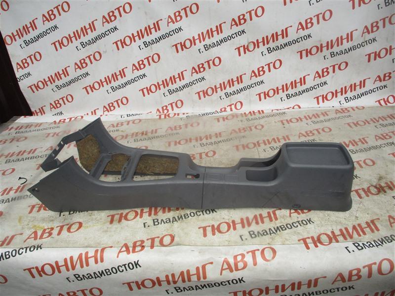 Консоль между сидений Honda Hr-V GH4 D16A 2000 1346