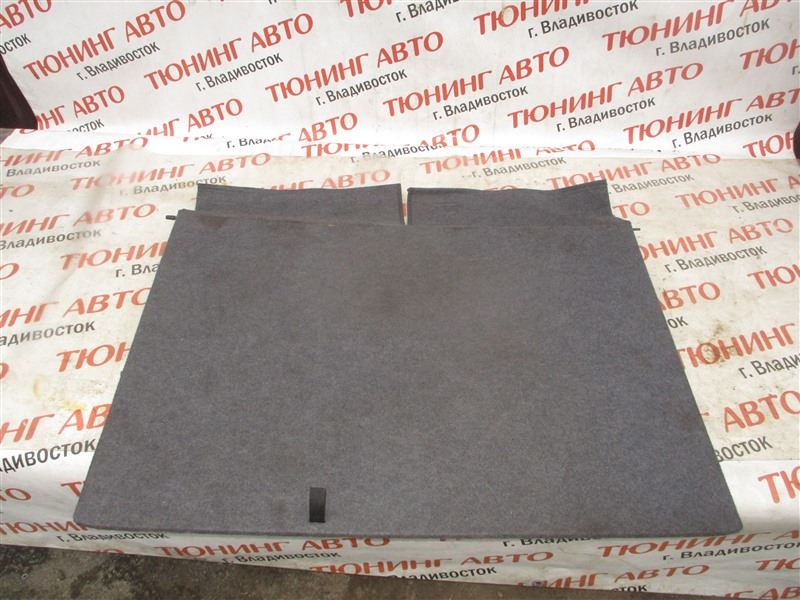 Пол багажника пластик Honda Hr-V GH4 D16A 2000 1346