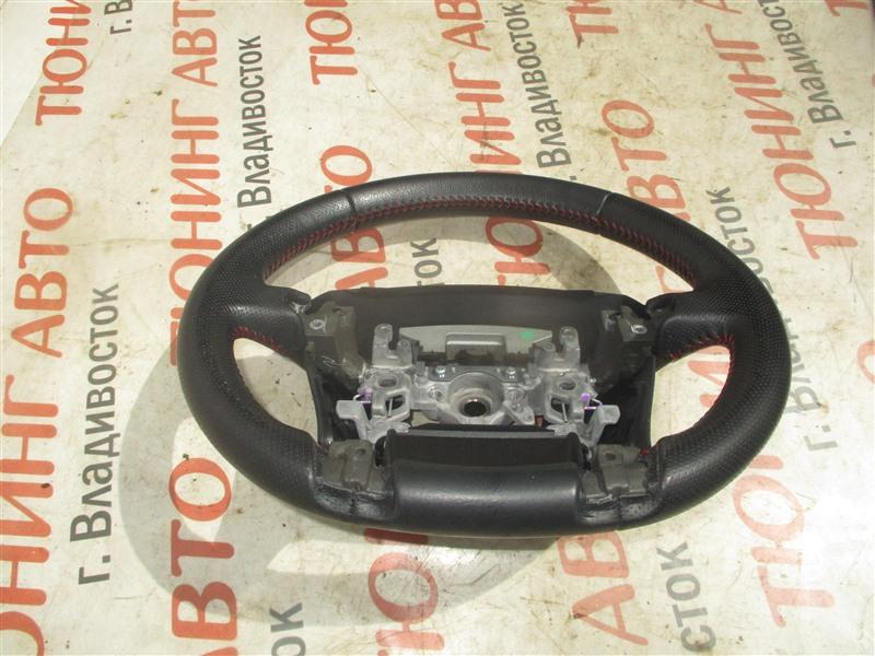 Руль Toyota Prius ZVW30 2ZR-FXE 2012 1348т