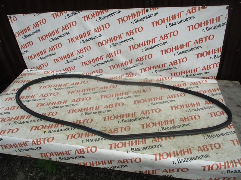 Уплотнительная резинка багажника Toyota Prius ZVW30 2ZR-FXE 2012 1348