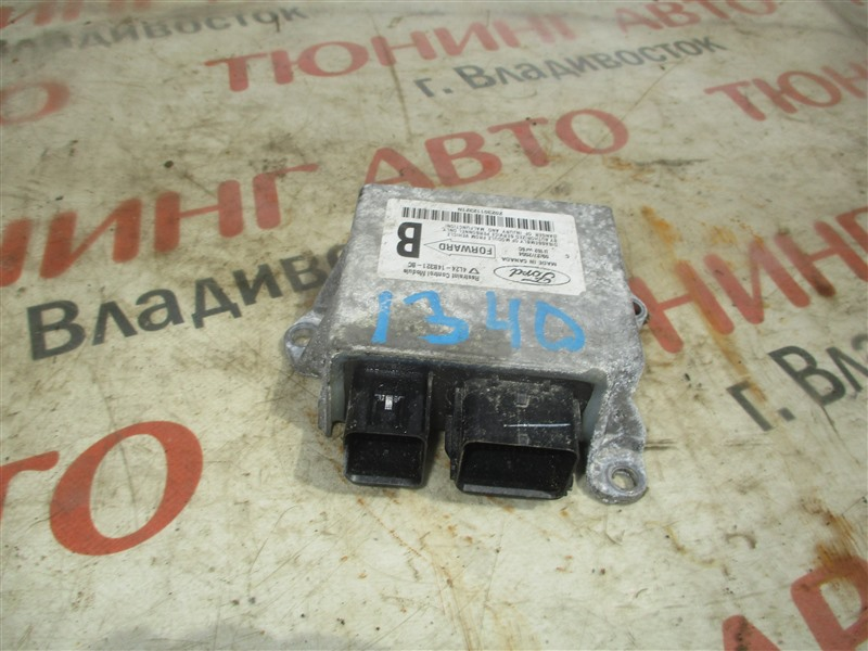 Блок srs Ford Explorer 1FMEU74 COLOGNEV6 2005 1340 4l24-14b321-bc