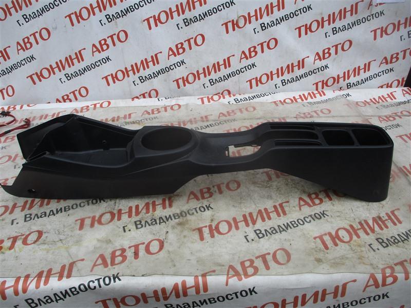 Консоль между сидений Honda Fit GE8 L15A 2012 1350