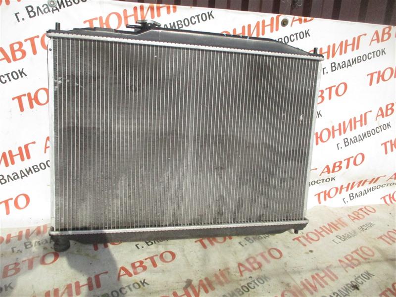 Радиатор основной Honda Stepwgn RG4 K24A 2007 1349