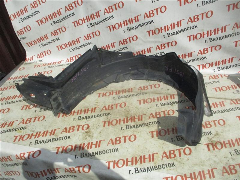 Подкрылок Toyota Blade GRE156 2GR-FE 2007 передний правый 1351