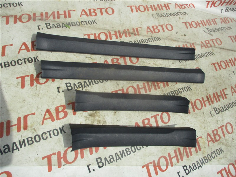 Накладка на порог Toyota Blade GRE156 2GR-FE 2007 1351