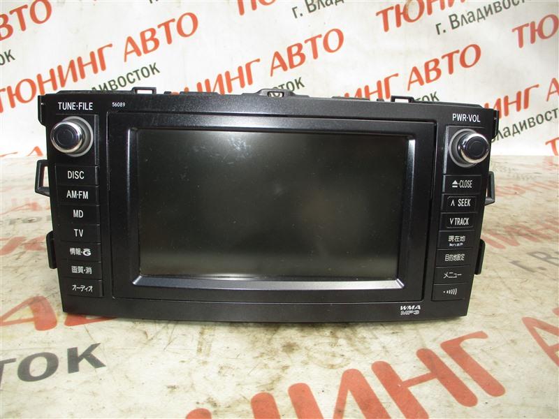 Магнитофон Toyota Blade GRE156 2GR-FE 2007 86100-12852 1351