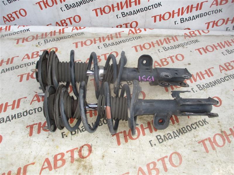 Стойка Toyota Blade GRE156 2GR-FE 2007 передняя правая 1351