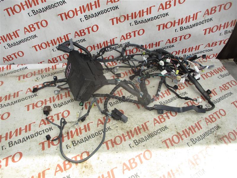 Коса под капот Toyota Blade GRE156 2GR-FE 2007 1351