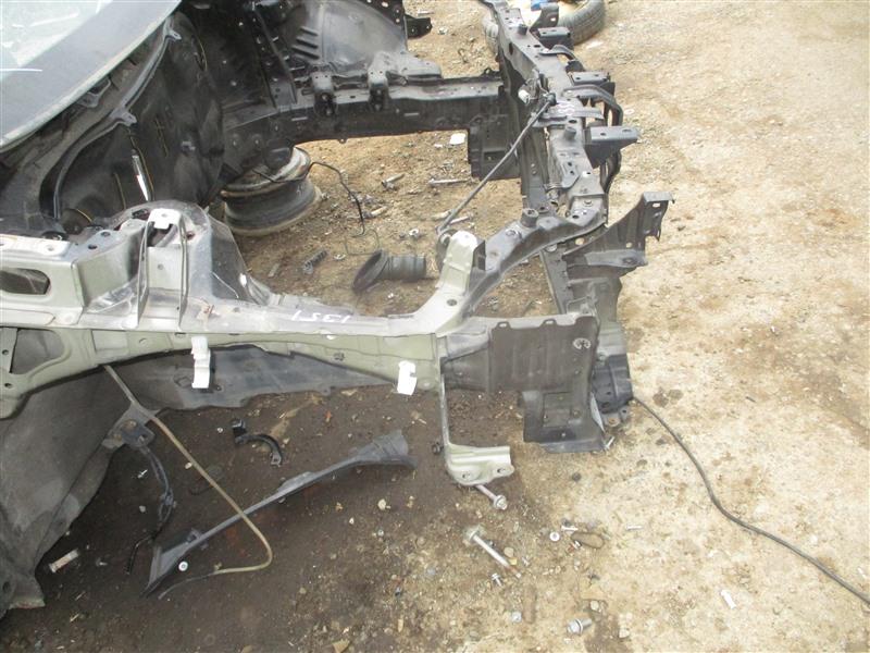 Лонжерон Toyota Blade GRE156 2GR-FE 2007 правый черный 209 1351