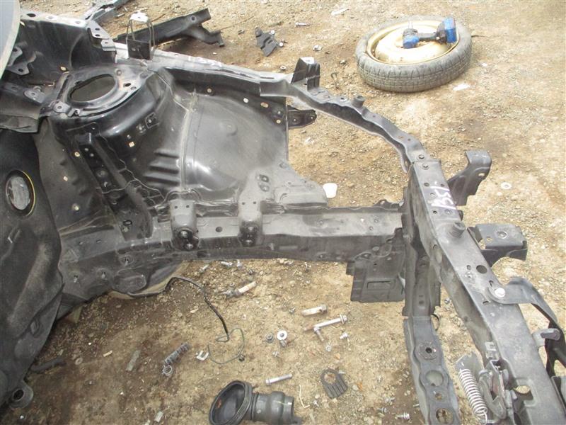 Лонжерон Toyota Blade GRE156 2GR-FE 2007 левый черный 209 1351