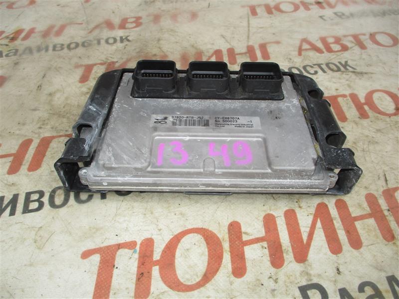 Блок управления efi Honda Stepwgn RG4 K24A 2007 1349 37820-rtb-j57