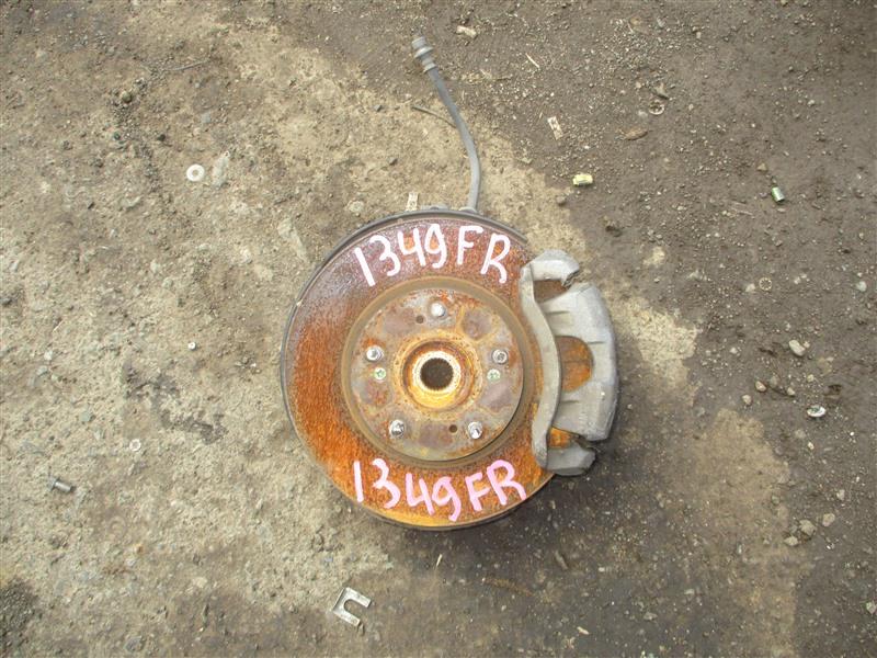 Ступица Honda Stepwgn RG4 K24A 2007 передняя правая 1349