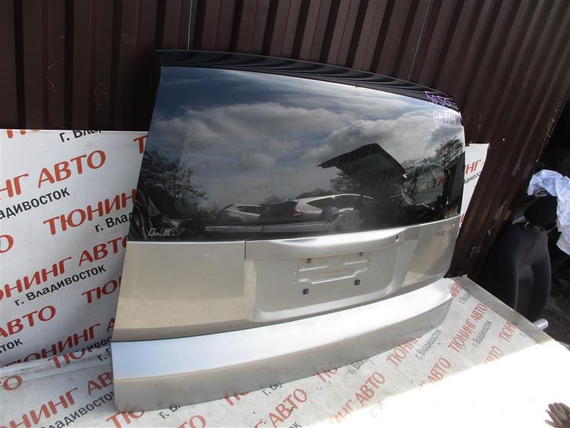 Дверь 5-я Honda Hr-V GH4 D16A 2000 5050
