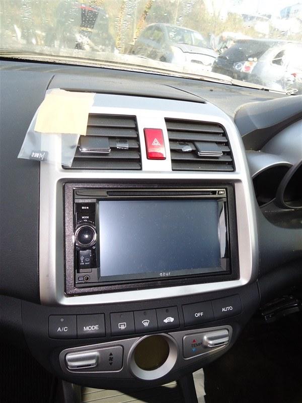 Консоль магнитофона Honda Airwave GJ1 L15A 2008 1354