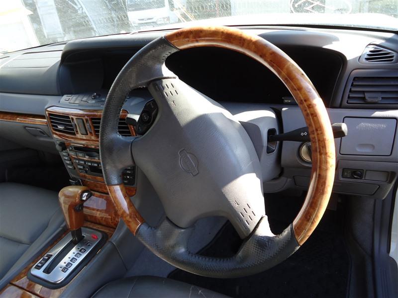 Airbag на руль Nissan Cedric HY34 VQ30DET 1999 1355