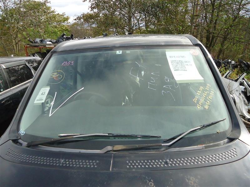 Лобовое стекло Honda Stepwgn RF3 K20A 2005 черный b92p 1353