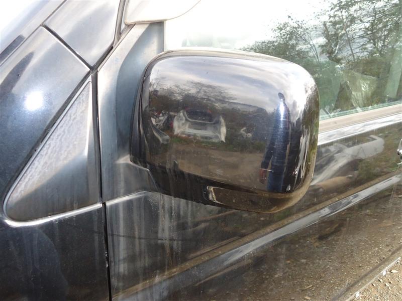 Зеркало Honda Stepwgn RF3 K20A 2005 левое 5 контактов черный b92p 1353