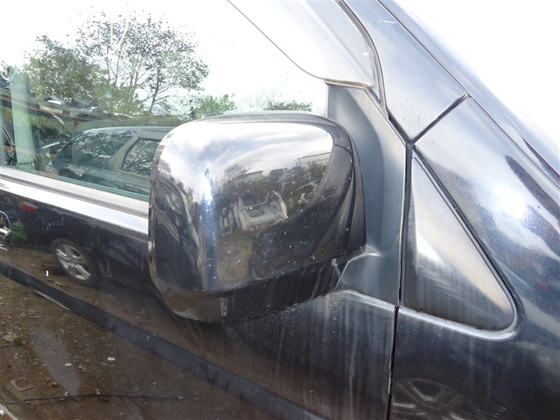Зеркало Honda Stepwgn RF3 K20A 2005 правое 5 контактов черный b92p 1353