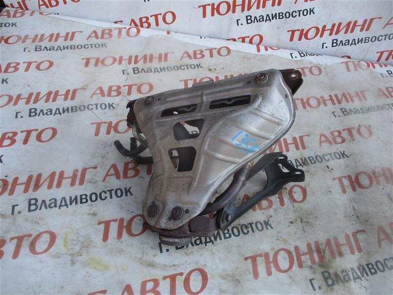Коллектор выпускной Toyota Vitz NCP91 1NZ-FE 2009 1356т