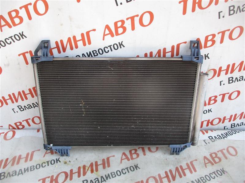 Радиатор кондиционера Toyota Vitz NCP91 1NZ-FE 2009 1356