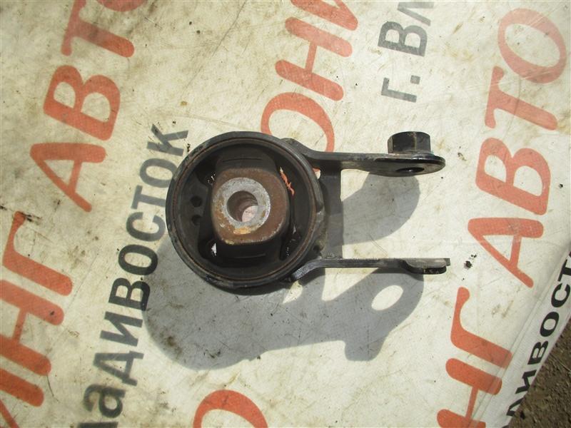 Подушка двигателя Toyota Vitz NCP91 1NZ-FE 2009 задняя 1356
