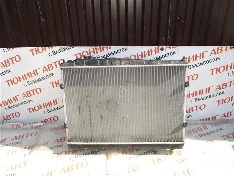 Радиатор основной Nissan Cedric HY34 VQ30DET 1999 1355