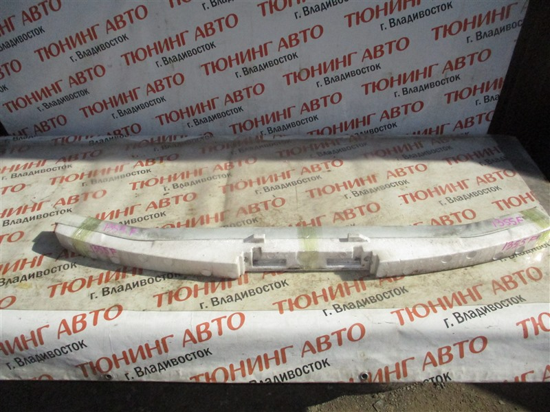 Жесткость бампера Nissan Cedric HY34 VQ30DET 1999 передний белый qv3 1355