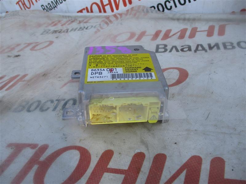 Блок srs Mitsubishi Colt Plus Z27WG 4G15T 2006 8635a001 1358