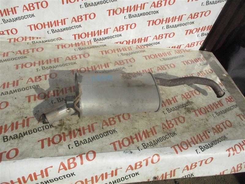 Глушитель Mitsubishi Colt Plus Z27WG 4G15T 2006 1358