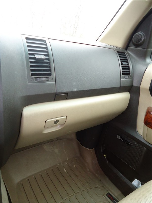 Бардачок пассажирский Toyota Sequoia USK65 3UR-FE 2009 1364