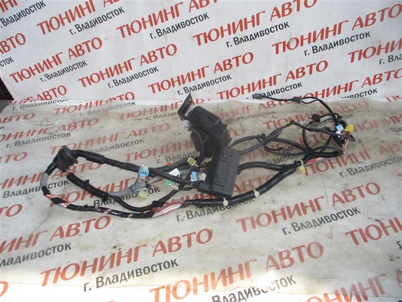 Коса под капот Honda Stepwgn RF5 K20A 2005 1353