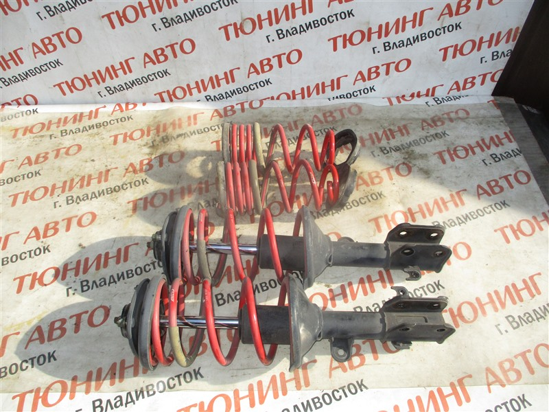 Стойка Honda Stepwgn RF5 K20A 2005 передняя правая 1353