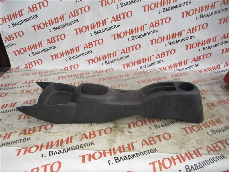 Консоль между сидений Toyota Vitz NCP91 1NZ-FE 2009 1359