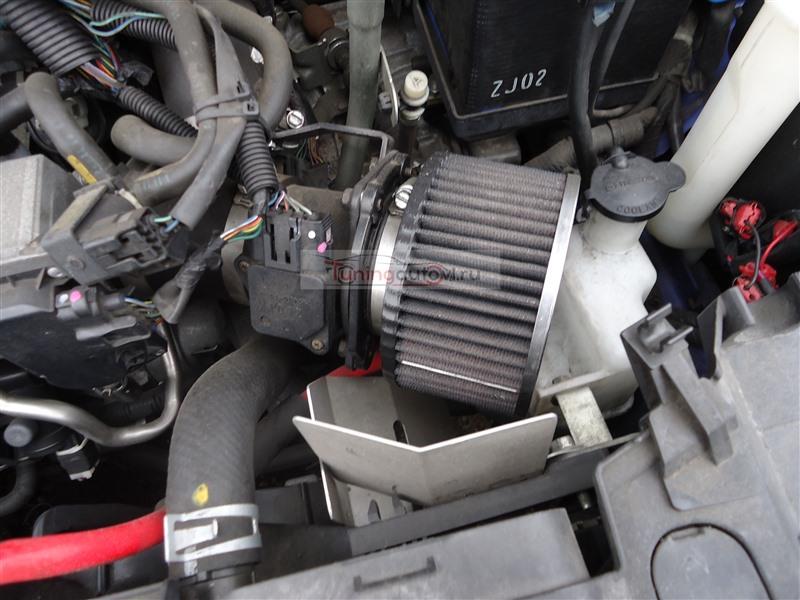 Корпус воздушного фильтра Mazda Demio DE5FS ZY-VE 2008 1361