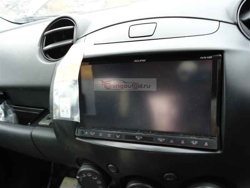 Магнитофон Mazda Demio DE5FS ZY-VE 2008 1361