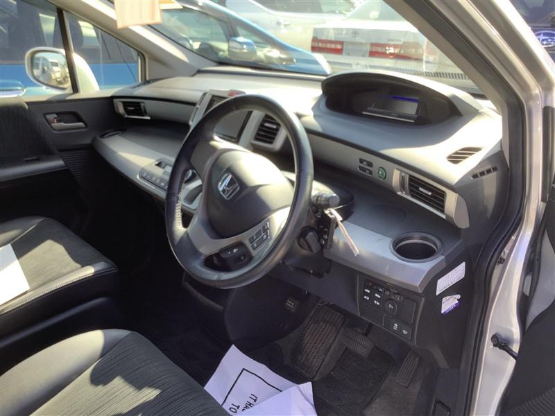 Airbag на руль Honda Freed GP3 LEA 2012 1363