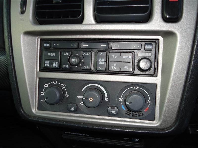 Магнитофон Mitsubishi Pajero Io H76W 4G93T 2004 mn141431 1365